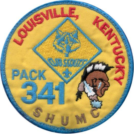 Cub Pack 341 logo